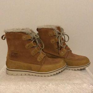 Sorel- Women's Cozy Joan Sneaker Boot